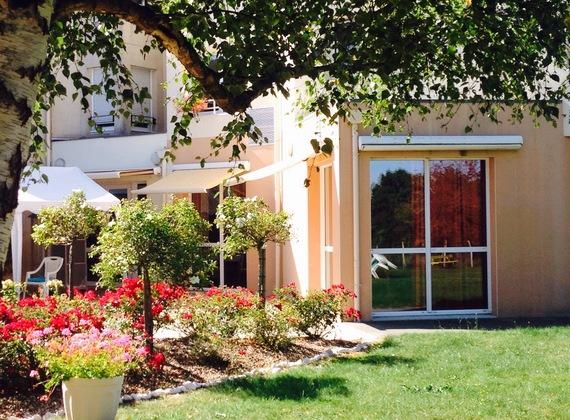 Résidence Val de Brutz jardin
